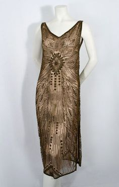 Dress 1920s Vintage