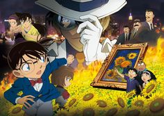 DetectiveConan Movie 19 Becomes Highest Grossing Detective Conan Movie
