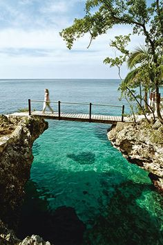 10 amazing tropical getaways that are closer than you think - Rockhouse Hotel Vacation Places, Vacation Destinations, Dream Vacations, Vacation Spots, Places To Travel, Spring Break Destinations, Holiday Destinations, Vacation Ideas, Places Around The World