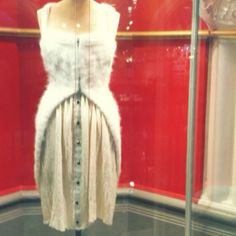 Costume design from the Wool Modern exhibition