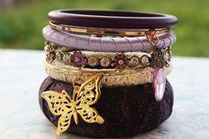 Bohemian Charm Bangle Bracelet. Комментарии : LiveInternet - Российский Сервис Онлайн-Дневников