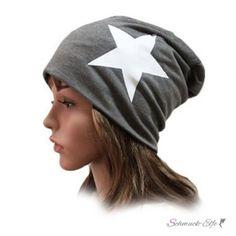 Mütze / Beanie WHITE STAR grau