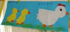 The Little Red Hen, California Treasures First grade Farm Animals, Animals And Pets, Little Red Hen, Spring, Origami, Blog, Chicken, Blue Prints, Eggs