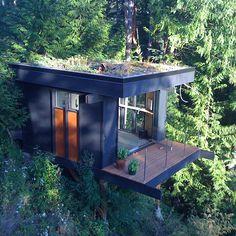 Cube Office, no recomendada para la gente con vértigo #proyectos #arquitectura