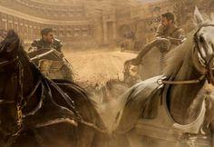 New video from Ben-Hur starring Toby Kebbell and Jack Huston. #benhur