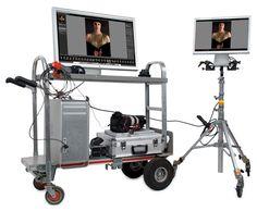 Digital capture cart