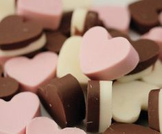 I (heart) chocolate!