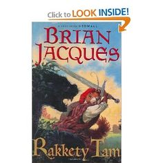 Rakkety Tam (Redwall, Book 17) The composition of this one isn't too bad. Though the large type is practically touching the edges of the page...
