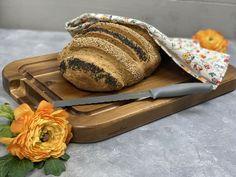 Sesam Buttermilch Brot - Thermosternchen kochen und backen mit Pampered Chef® Food, Breads, Oven, Essen, Meals, Yemek, Eten