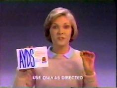 Ayds ad, 1985 Long spot for the diet candies.