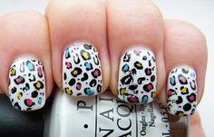 Diseños de uñas en colores - UñasDecoradas CLUB