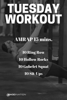 """Get up every morning and tell yourself """"I can do this"""" Get FREE curated weekly workouts sen to your inbox. Join us! Weekly Workout Plans, Workout Schedule, Workout Guide, Weekly Workouts, Workout Calendar, Amrap Workout, Tabata Workouts, Body Workouts, Hiit"""