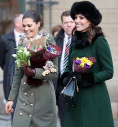 The Duke and Duchess, Princess Victoria and Daniel visited Nobel Museum