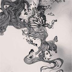 Artwork by Gabriel Moreno ❤❤❤