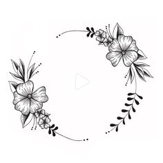 🤔 Drawn by Lucie Nouhant. Tattoo Style - tattoo style - Next tattoo ? Drawn by Lucie Nouhant. Tattoo style -Next tattoo ? 🤔 Drawn by Lucie Nouhant. Tattoo Style - tattoo style - Next tattoo ? Drawn by Lucie Nouhant. New Tattoos, Tattoos For Guys, Hand Tattoos, Tattoo Feminin, Tattoo Style, Wreath Drawing, Floral Drawing, Flower Design Drawing, Drawing Flowers