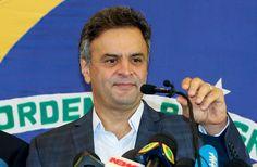 Aécio Neves volta ao Congresso para reforçar oposição - Notícias - R7 Brasil