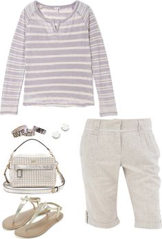 """Summer Breeze"" by musicfriend1 on Polyvore"