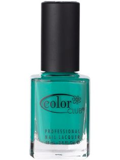 I got a mini of this in my March Birch Box in this color, Age of Aquarius, and I love it! The color is so opaque and shiny, and it lasts for over a week. OPI and Essie have never lasted that long on my nails. A new fave and an awesome product!