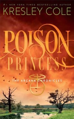 "Poison Princess - Book 1 Sixteen year old Evangeline ""Evie"" Greene leads a charmed life—until she begins experiencing horrifying hallucinations. When an apocalyptic event decimates her Louisiana hometown, killing everyone she loves, Evie realizes her hallucinations were actually visions of the future—and they're still happening. Fighting for her life and desperate for answers, she must turn to her wrong-side-of-the-bayou classmate: Jack Deveaux."