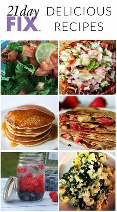 Looking for some quick and easy 21 Day Fix dinners? These are the best 21 Day Fix recipes I've found! 21 Day Fix Menu, 21 Day Fix Meal Plan, Healthy Cooking, Healthy Eating, Healthy Recipes, Healthy Food, Fixate Recipes, Healthy Meals, Delicious Recipes