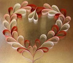 Make a Valentine's Day Paper Heart