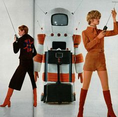 The Joy of Space Age Fashion