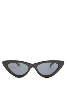 The Last Lolita cat-eye sunglasses | Le Specs | MATCHESFASHION.COM US