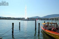 Genebra/Geneva - roteiro SWISS