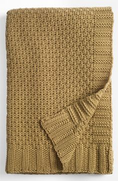 Nordstrom at Home Grand Hand Knit Throw