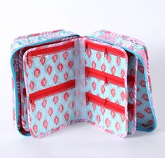 Sew Sturdy Travel Organizers: Everything in Its Place Travel Organizer Kit - None