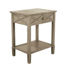 A neat bedside table featuring a top drawer with an elegant carved diamond pattern, plus a useful lower shelf. Made from Mango wood. A matching chest of drawers is available. Rustic Kitchen Tables, Low Shelves, Shelf, Extendable Dining Table, Wood Colors, Entryway Tables, Bedside Tables, Bedroom Furniture, Mango