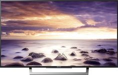 "Телевизор Sony KDL-43XD8305 43"" 4K Ultra HD LED TV BRAVIA, Черен - цена и характеристики 