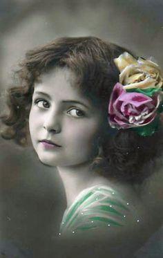 Kreativ Glede - Scrapglede: Gratis vintagebilder