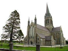 St Mary's Cathedral, Kilarney, Ireland; i've sang here-my favorite town in ireland