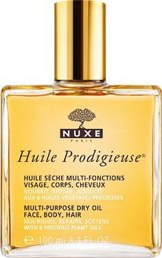 Nuxe Huile Prodigieuse Multi-Purpose Dry Oil Spray - Face, Body and Hair