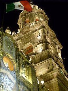Catedral de Morelia - Michoacan
