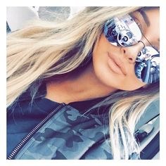 """ @quayaustralia 'Muse' sunnies are my new obsession!"""