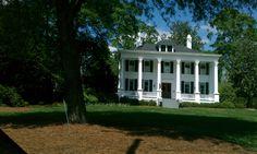beautiful antebellum home in Georgia