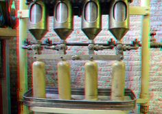 https://flic.kr/p/kv4Nmv | Jenevermuseum Schiedam 3D | anaglyph stereo red/cyan