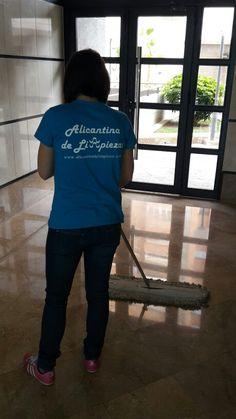 Alicantina de limpiezas. Limpieza y mantenimiento en general alicante.
