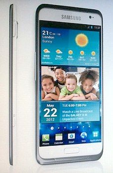 Is this the real thing? Samsung Galaxy SIII could be a new era for Android users. I like it!