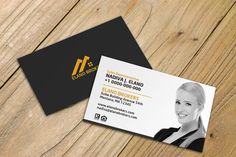 Real estate business card realtor business card custom business real estate business card design realtor business card real estate agent business card reheart Gallery