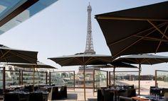 Top 5 Best Terraces in Paris - Les Ombres