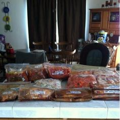 freezer meals Jan
