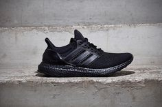 fcc314ecbae All black everything. Adidas Ultra Boost 2016