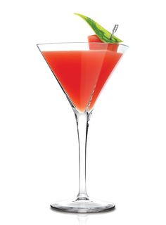 Yes please :) Watermelon Martini (tequila, lime juice, watermelon cubs, agave nectar)