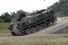 FV 432 armoured personnel carrier