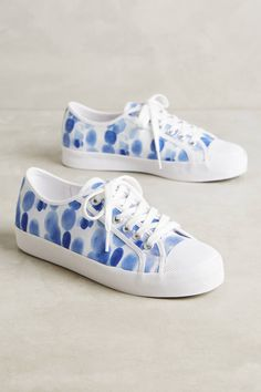Gola Coaster Print Sneakers