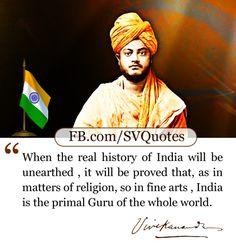 Patriotic Quotes by Swami Vivekananda India