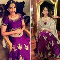 Sonam Kapoor starts shooting for a jewellery brand after replacing Aishwarya Rai Bachchan view pic!